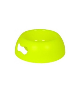 GAMELLE PAPPY JAUNE FLUO UNITED PETS