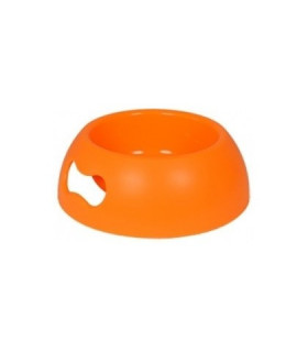 GAMELLE PAPPY ORANGE FLUO UNITED PETS