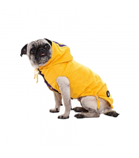Imper I LOVE MY DOG Wind Jacket 2 Legs Lilla