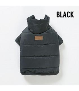 Manteau Louisdog Padded Jacket Black