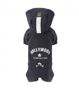 OW302 Imper Puppy Angel Multi Protect Raincoat Navy 806
