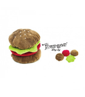 Burger Toy Suck Right