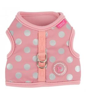 HJ7322 Harnais-Veste Pinkaholic Chic Pink