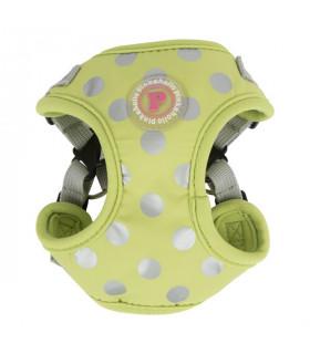 HC7322-Lime Harnais Pinkaholic Chic Lime