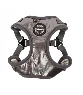 HC9307 Harnais Comfort C Catspia Tiala Grey