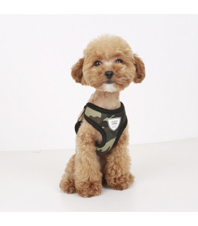 HA211 Harnais Puppy Angel DU ANGIONE Military Harness