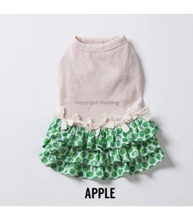Apple Fresh Dress Louisdog