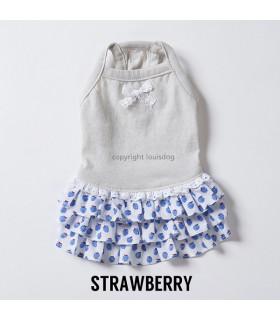 Strawberry Fresh Dress Louisdog