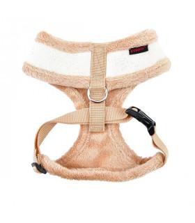 HA1551 Gia Harness A Puppia Ivory