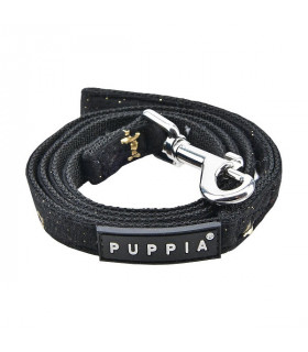 AL1551 Laisse Gia Lead Puppia Black