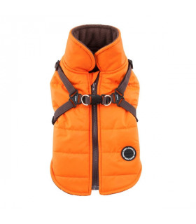 VT1366 Doudoune Puppia Mountaineer II Orange