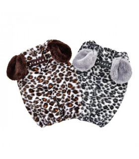 SN1560 Écharpe Leonard Snood Puppia Brown