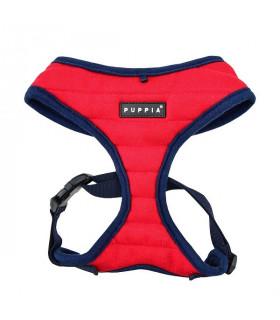HA1561 Harnais Mischief Harness A Puppia Red