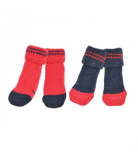 SO1591 Chaussettes Dylan Puppia Red