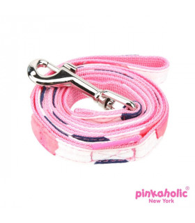 AL7218 Laisse Pinkaholic Peonies Pink