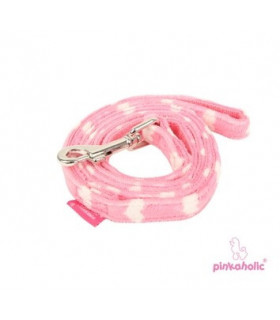AL628 Laisse Pinkaholic Dreamy Leash PINK