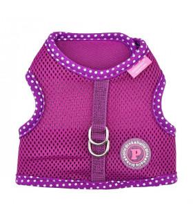 HJ7368 Harnais Veste Respirante Niki Purple Pinkaholic