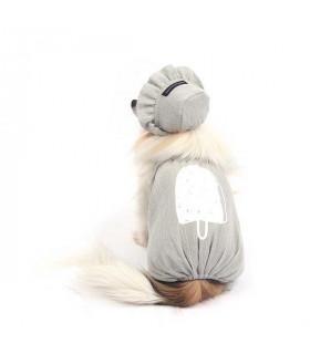 Pyjama Monchouchou Bloomer Pajama Grey