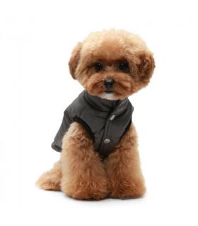 OW333 Doudoune Puppy Angel Melange Padding Vest Brown