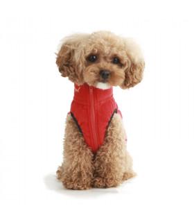OW391 Veste Polaire Rouge Puppy Angel