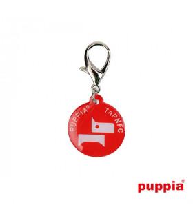 QR1372 Puppia Smart Tag Red