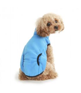 OW391 Veste Polaire Bleue Puppy Angel