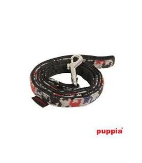 AL025 - Laisse Puppia Tessel Lead Black