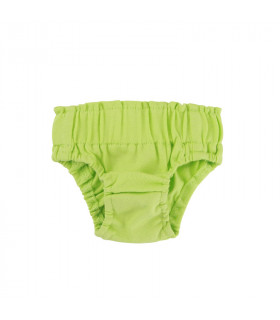 PJ065 Culotte Monster Daily Panty Puppy Angel Green