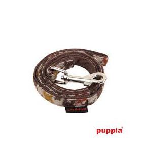 AL025 - Laisse Puppia Tessel Lead Brown