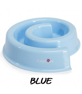 C019 Gamelle Anti-Glouton Slow-feed plastic bowl Camon