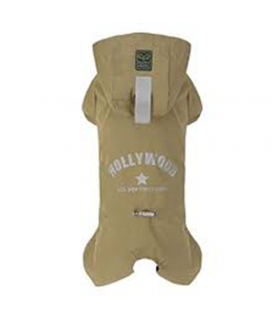 OW302 Imper Puppy Angel Multi Protect Raincoat Brown 175