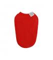 TS586 Tee-Shirt Daily Sleeveless Puppy Angel Red 320