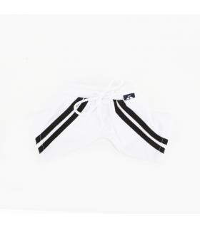 OR081 Pantalon Football Uniform Pants Puppy Angel White
