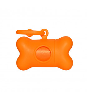 MG0861ARF RAMASSE-CROTTES UNITED PET BON TON FLUO ORANGE