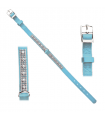 HI949/950/951 Collier Nylon Strass Ferribiella Blue