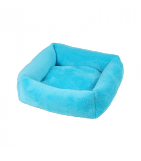 Panier Cube O lala Pets Turquoise A31
