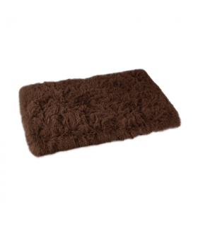 Couverture Travel Blanket Soft O lala Pets Brown