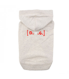 TS1607 Sweat D.O.G Puppia Grey