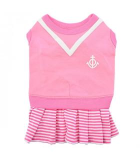 OP1617 Robe Naunet Puppia Pink
