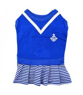OP1617 Robe Naunet Puppia Navy