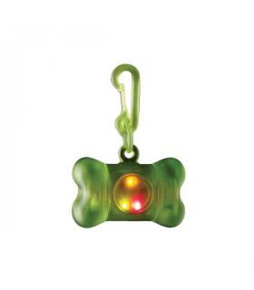 MG0901VE - MEDAILLE BON TON BABY UNITED PETS GREEN