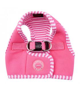 HB1607 Harnais-Veste Naunet Puppia Pink