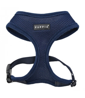 AC30 Harnais Puppia Soft Harness Navy