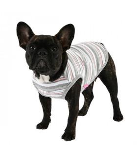 TS7401 Tee-Shirt Cara Pinkaholic Grey