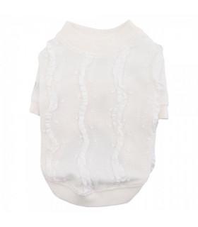 TS7402 Tee-Shirt Cherie Pinkaholic Ivory