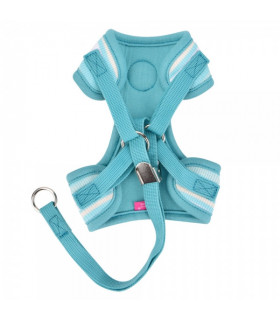 HC7401 Harnais Cara Pinkaholic Aqua