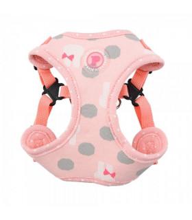 HC7402 Harnais Lapine Pinkaholic Pink