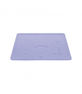 VS0602LI - TAPIS GAMELLE MUSTAFA SLIM LILAS UNITED PETS