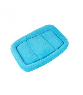 Coussin Carrier Mat O lala Pets Turquoise A31