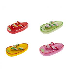 TP851 Jouet Mini Pantoufles Tutti-Frutti ferribiella